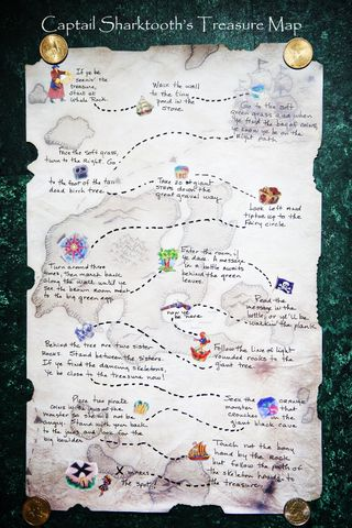 the dead zone map, the ring map, the dark crystal map, braveheart map, the truman show map, chess map, on map clues
